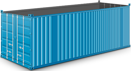 20' Container Open Top