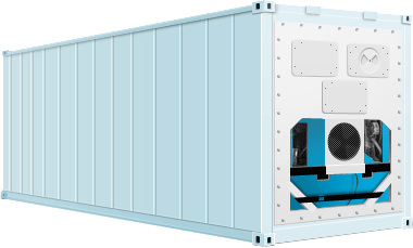 20' Container Reefer