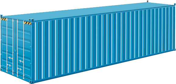 40' Container High Cube